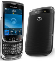 Sealed Brand NEW RIM BlackBerry Torch 9800 (AT&T)