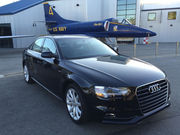 2014 Audi A4 S-LineLuxury Sedan 4-Door