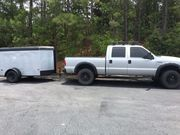 2007 Ford F-250 xltXLT Crew Cab Pickup 4-Door