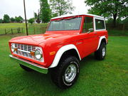 1976 Ford BroncoSTD 100000 miles