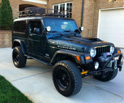 2005 Jeep WranglerUnlimited Rubicon Sport Utility 2-Door