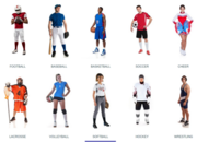 Order Online High Quality Customized Sports Uniforms