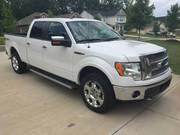 2012 Ford F-150Lariat Crew Cab Pickup 4-Door