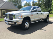 2007 Dodge Ram 3500  Crew Cab SLT Model Only 24, 068 Original Miles !