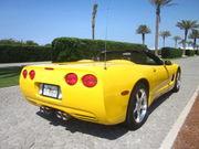 2004 Chevrolet Corvette Corvette Convertible C5