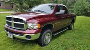 2003 Dodge Ram 2500Base Crew Cab Pickup 4-Door
