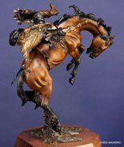 Bronze Artist- chrisnavarro.com
