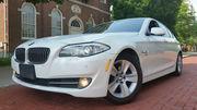 2012 BMW 5-SeriesBase Sedan 4-Door