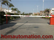 Boom Barrier Manufacturers in Delhi