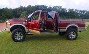 2008 Ford F-250 KING RANCH CREW CAB