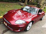 2010 Jaguar XKR Coupe