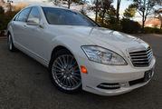 2011 Mercedes-Benz S-Class 4MATIC AWD LUXURY-EDITION Premium  Sedan 4-