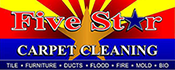Five Star Carpet Cleaning-Carpet Cleaning In Chandler|Mesa