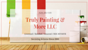 Painting Contractor In Gilbert-Truly Painting & More